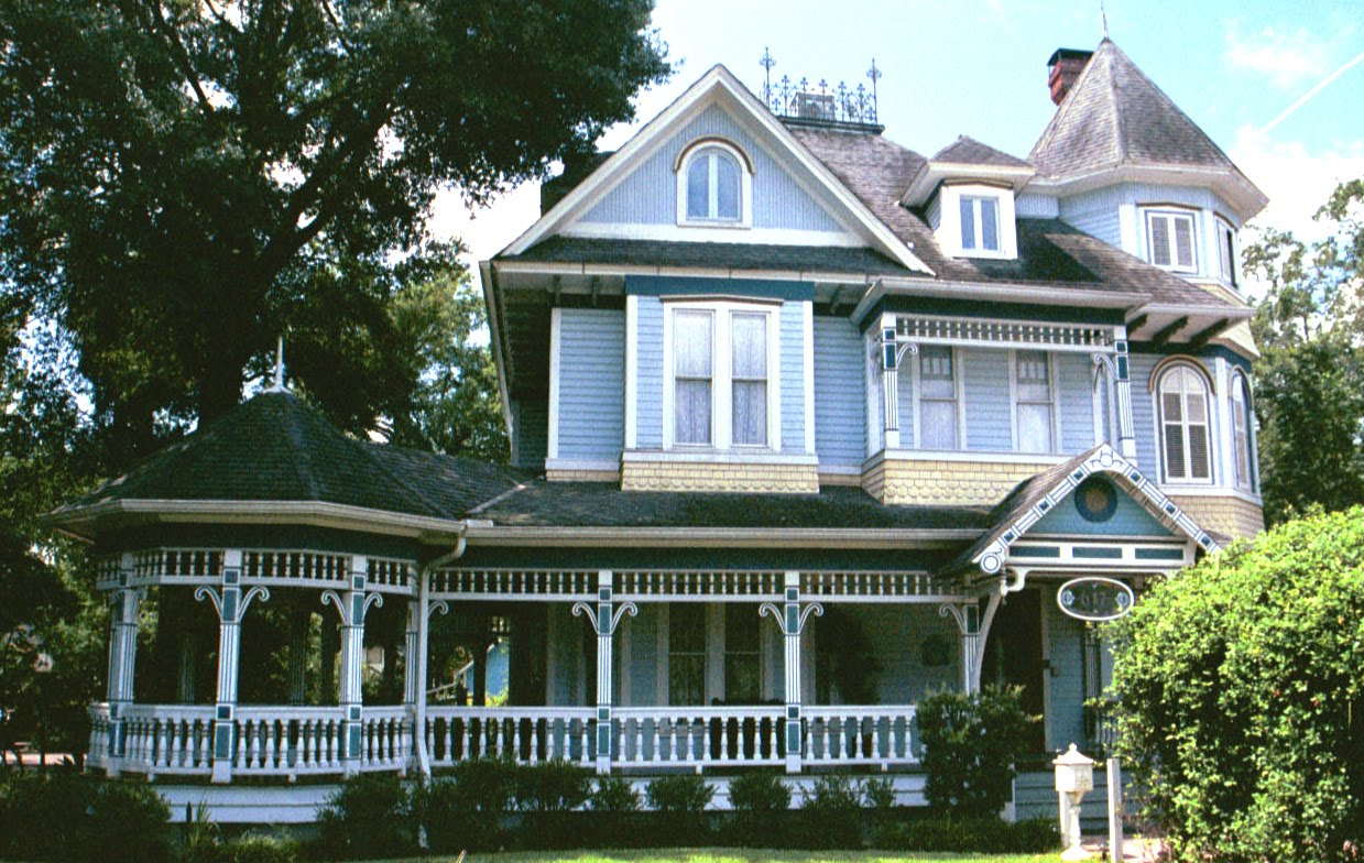 Victorian House Plans One Story Victorian Style House