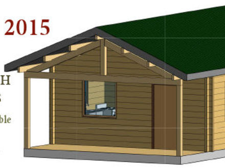 Small Log Cabin Kit Homes Prices Pre Built Log Cabins