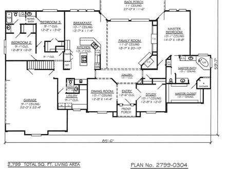 2 Story House Floor Plans with Basement 2 Floor House Plans