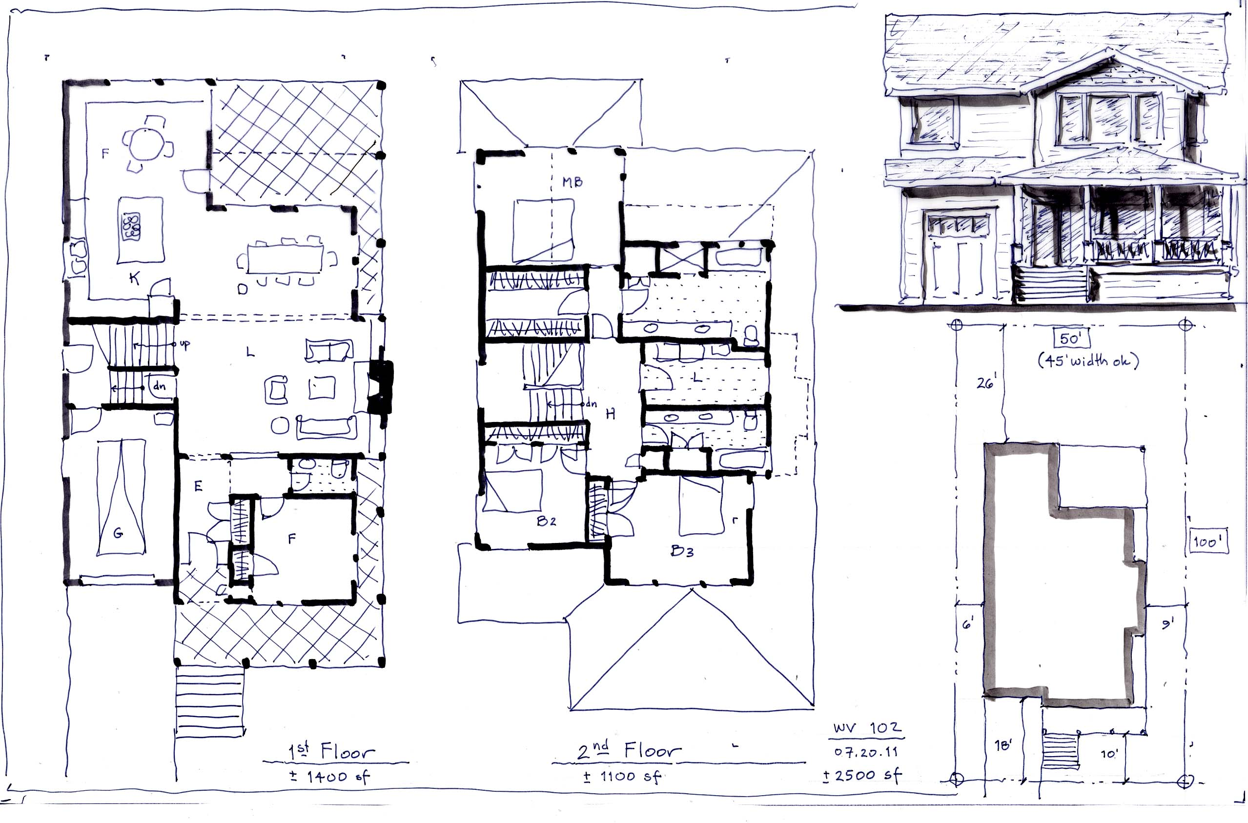 2500 sq ft home 3 bedroom floor plan 2500 sq ft house for 2500 sq ft ranch house plans