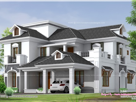 4 Bedroom House with Pool 4 Bedroom House Designs