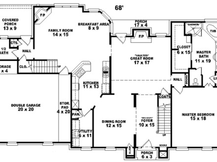800 Square Feet House Plans 800 Square Foot House Plans