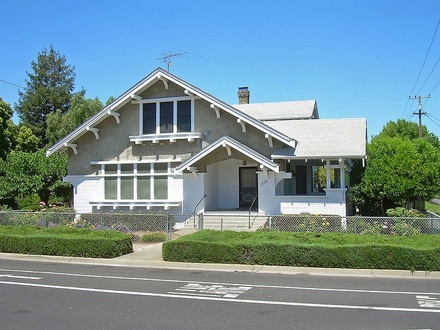 Arts and Crafts Bungalow Styles Craftsman style bungalow Homes: Craftsman & Bungalows Pinterest