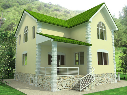 Beautiful Small House Design Small House Exterior Design