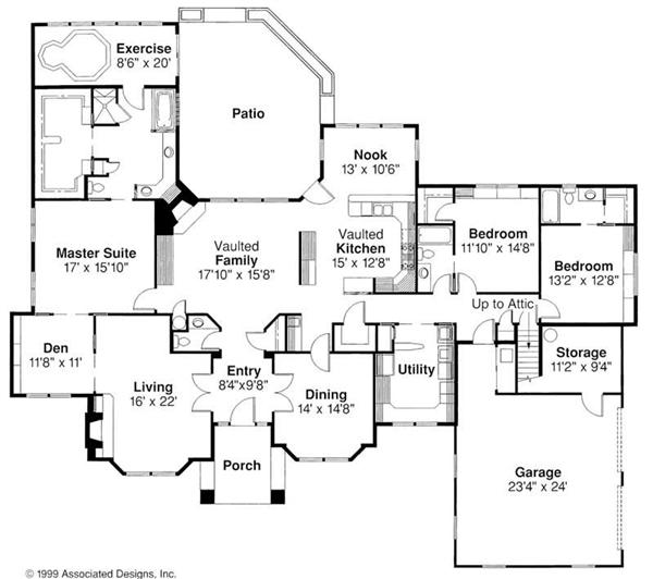 Brentwood floor plan brentwood floor plan maxwell for Brentwood house plan