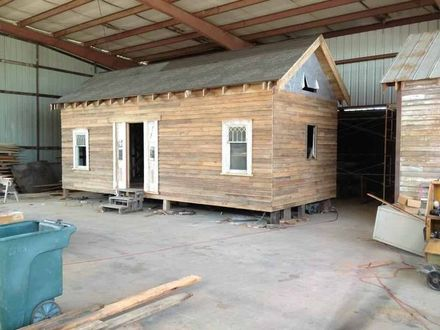 Cabin Made of Pallets Cabin Plans From Pallets