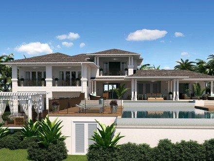 Caribbean Beach House Designs Caribbean Style House