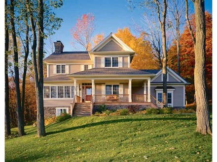 Country House Plans with Stone Country House Plans with Porches