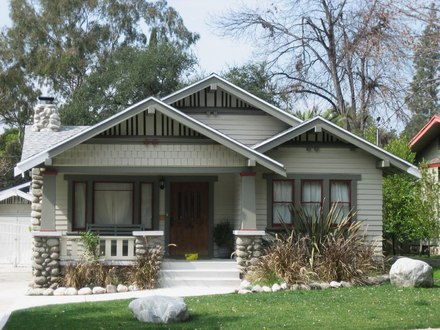 Craftsman Bungalow Style Homes Old-Style Bungalow Home Plans
