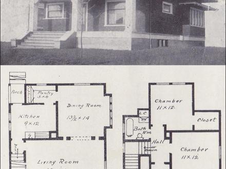 Craftsman Bungalow Style House Plans Old Craftsman Bungalow House Plans