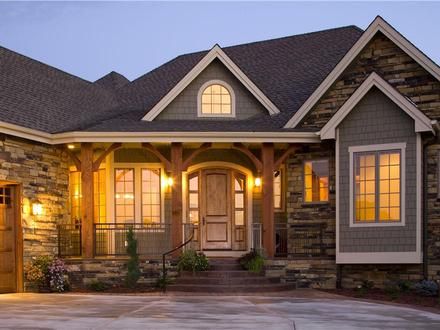 Exterior Home House Design Exterior House Colors with Brick