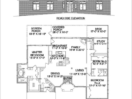 Free House Building Plans PDF Free Small House Floor Plans