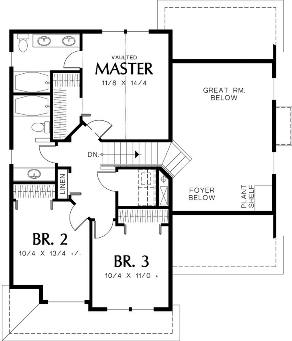 House for 1500 Sq FT Floor Plans 1500 Sq Ft. House Plans