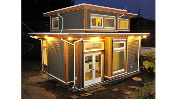 House plans tiny homes idea tiny houses guest house for Small cape cod house plans under 1000 sq ft