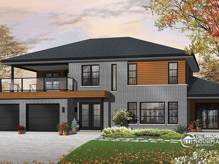 House Plans with Multiple Garages MultiPlan PHCS Providers