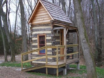 How to Build a Timber Frame Cabin How to Build a Catapult