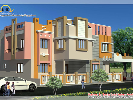 Indian Duplex House Designs Duplex House Plans and Designs in USA