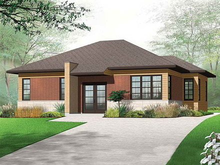 L-shaped Craftsman House Plans Bungalow House Plans Designs in Kenya