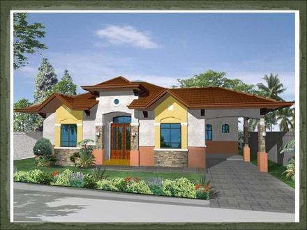 Latest House Design in Philippines Philippine Bungalow House Design