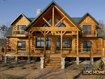 Log Cabin Interior Photo Gallery Golden Eagle Log Cabin Homes
