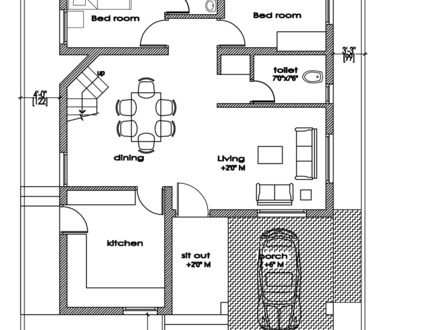Modern Bungalow House Plans Modern House Floor Plans and Designs