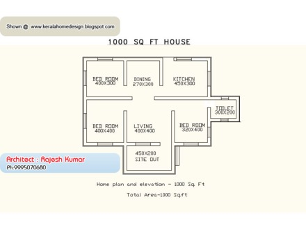 Homes less than 1000 less than 1000 sq ft floor plans for House plans less than 1000 square feet