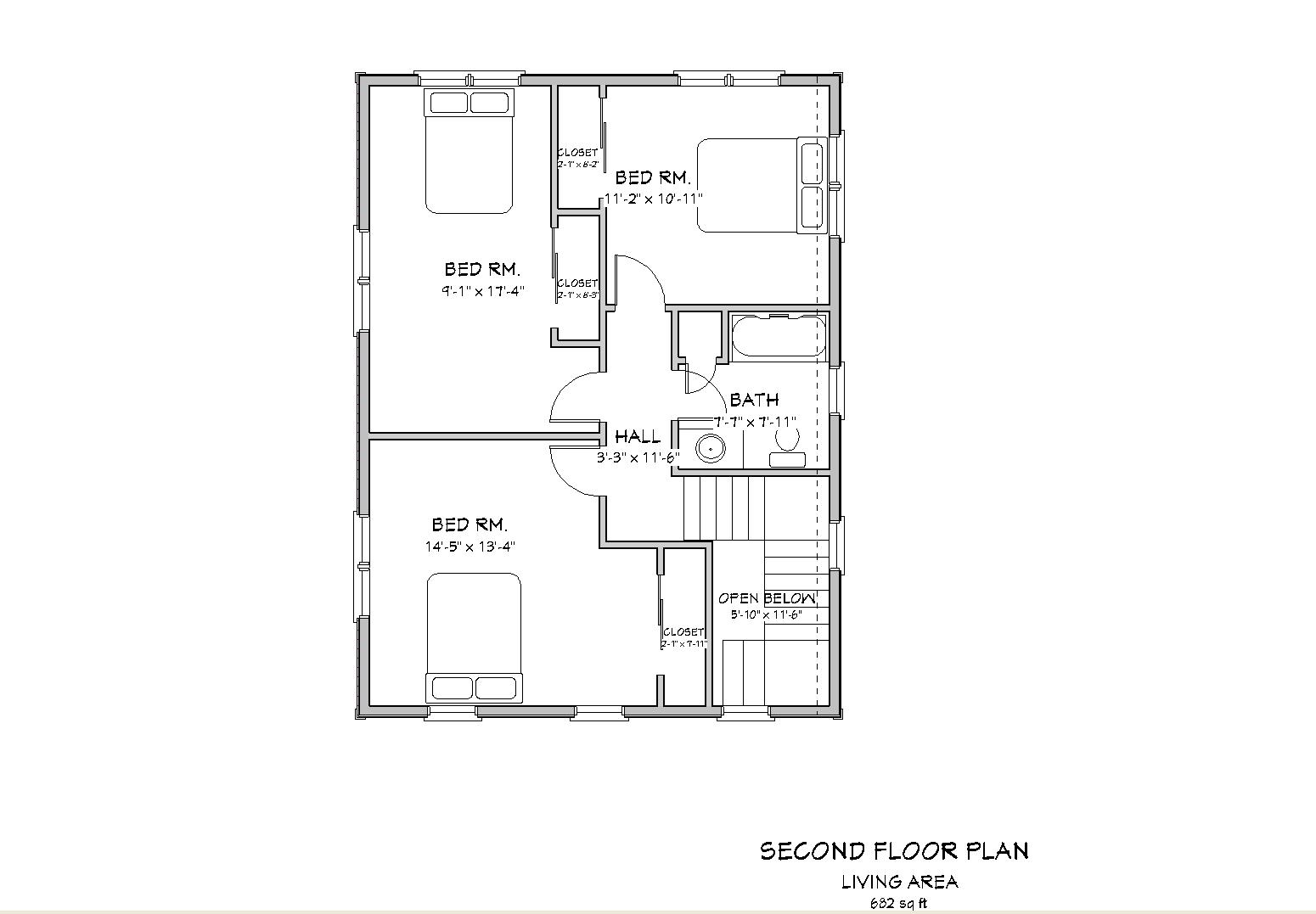 New England Colonial House Floor Plans New England