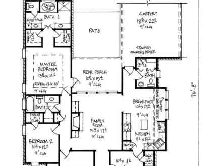 Old acadian style house plans acadian cottage house plans for New orleans home floor plans