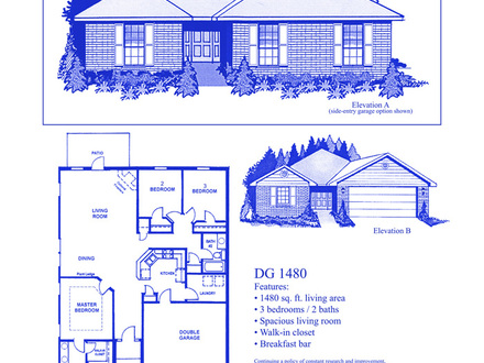Craftsman Bungalow Home Plans Small Bungalow House Plans