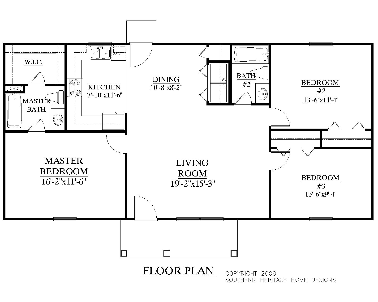 Outside House 1200 Sq Ft 1200 Sq Ft House Plans Small