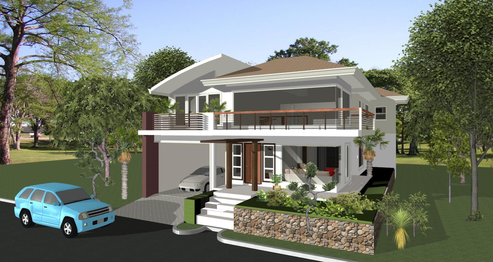 Philippines House Design Plans New House Plans Philippines