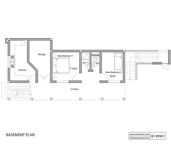 Plans House Maramani Simple Small House Floor Plans, Nine