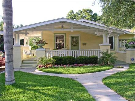 Queen Anne Style House Bungalow Style House Design