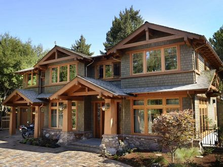Robert R. Blacker House Craftsman Style Home Architecture