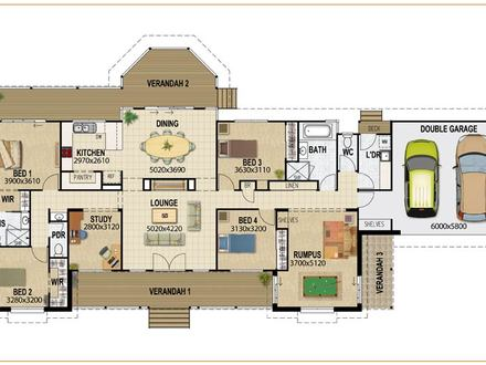 Simple Small House Floor Plans Building Design House Plans