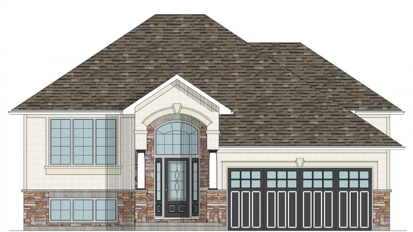 Small House Plans Bungalow Style Raised Bungalow House Plans