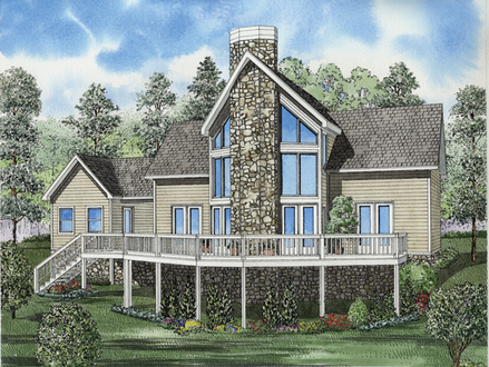 Small Lake House Plans Lake Cottage House Plans