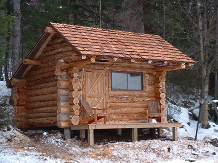 Small Log Cabin Floor Plans Small Log Cabin Plans