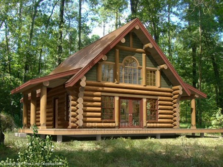 Small Log Cabin House Plans Log Cabin Home Plans and Prices