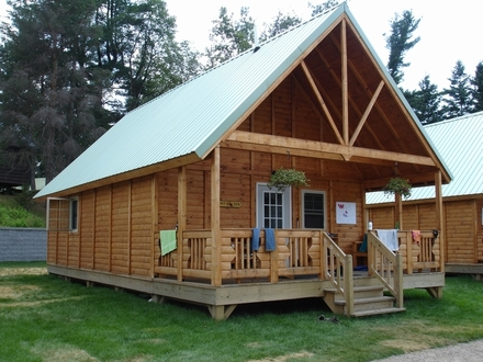 Small Log Cabin Kits for Sale Pre-Built Log Cabins