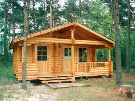 Small Log Cabins Log Cabin