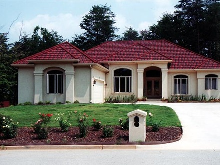 Ranch house floor plans ranch house floor plans with for Mediterranean house plans with basement