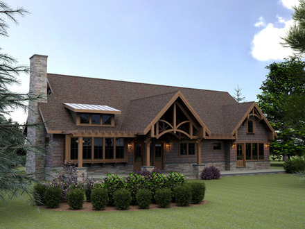 Small Timber Frame Home House Plans Tiny Timber Frame Homes