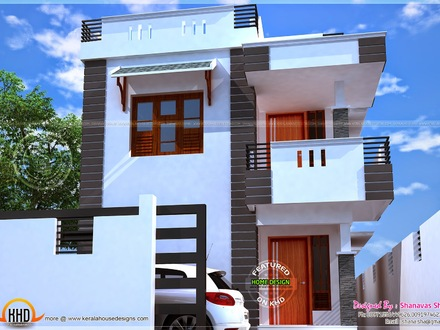 Villa Floor Plans and Designs Small Villa Floor Plan with Design