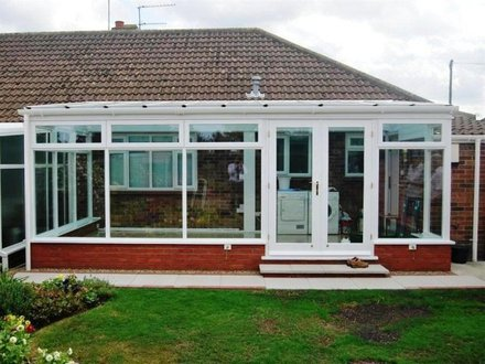Wrought Iron Conservatories Conservatories On Bungalows