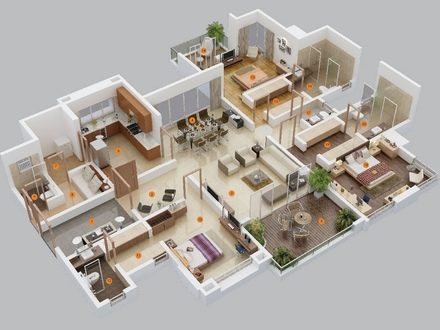 3 Bedroom House Plans Free Simple 3 Bedroom House Plans