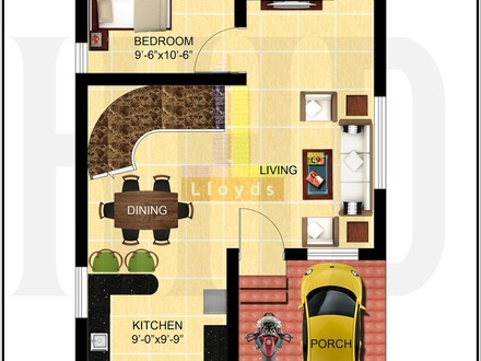 3 Bedroom House with Pool 3 Bedroom House Floor Plans