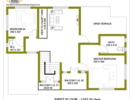 3D House Floor Plans 3 2 Floor House Plans Designs