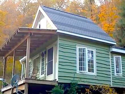 600 Sq FT Cabin Plans Tiny House Plans Under 600 Sq FT