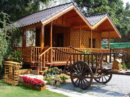Beautiful Small Wooden Houses Small House Exterior Colors